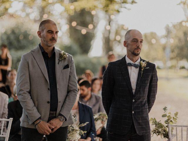 Il matrimonio di Simone e Elisa a Modena, Modena 202