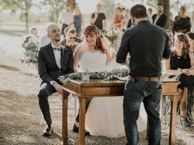 Il matrimonio di Simone e Elisa a Modena, Modena 219
