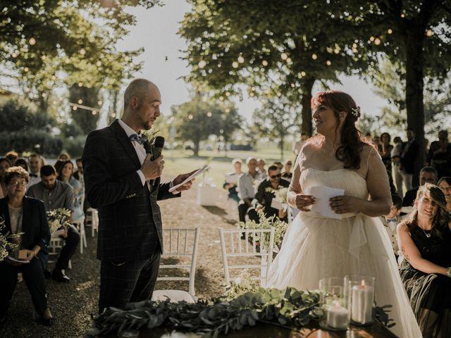 Il matrimonio di Simone e Elisa a Modena, Modena 231