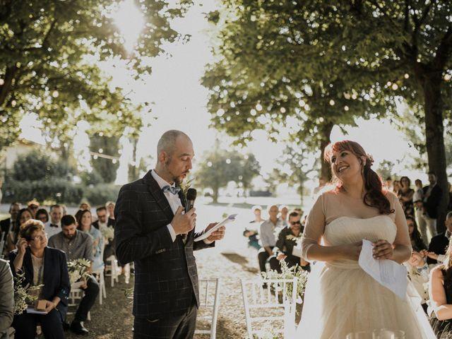 Il matrimonio di Simone e Elisa a Modena, Modena 233