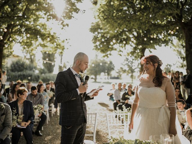 Il matrimonio di Simone e Elisa a Modena, Modena 234