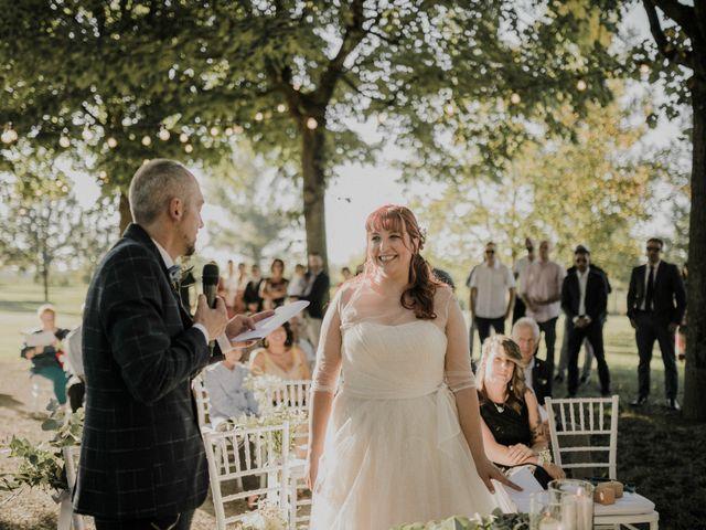 Il matrimonio di Simone e Elisa a Modena, Modena 241