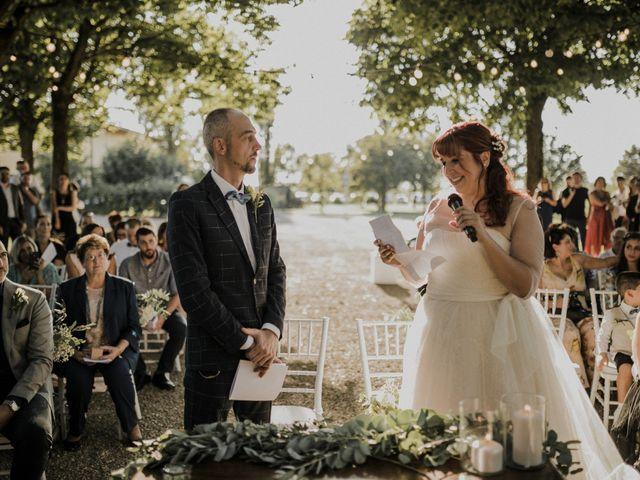 Il matrimonio di Simone e Elisa a Modena, Modena 247