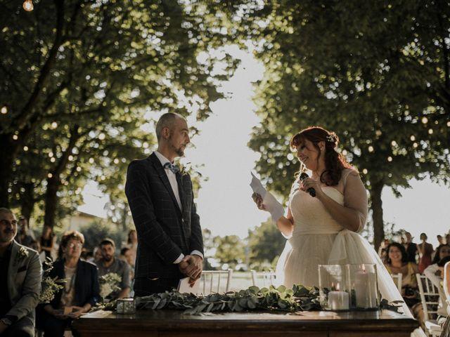 Il matrimonio di Simone e Elisa a Modena, Modena 249