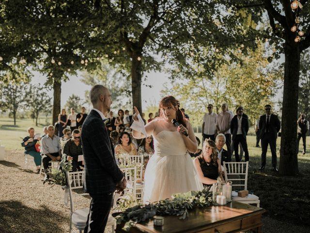 Il matrimonio di Simone e Elisa a Modena, Modena 255