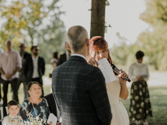 Il matrimonio di Simone e Elisa a Modena, Modena 256