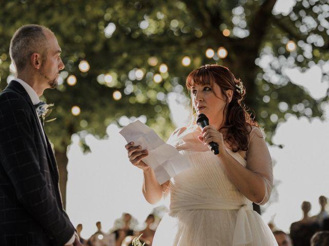 Il matrimonio di Simone e Elisa a Modena, Modena 257