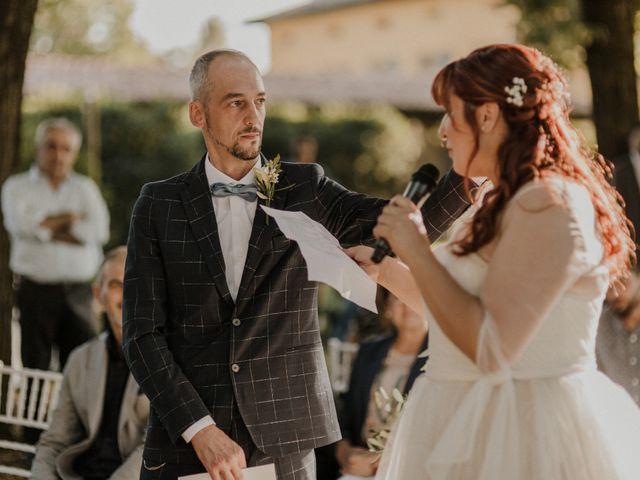 Il matrimonio di Simone e Elisa a Modena, Modena 260