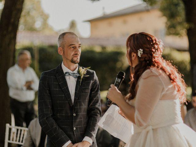 Il matrimonio di Simone e Elisa a Modena, Modena 263