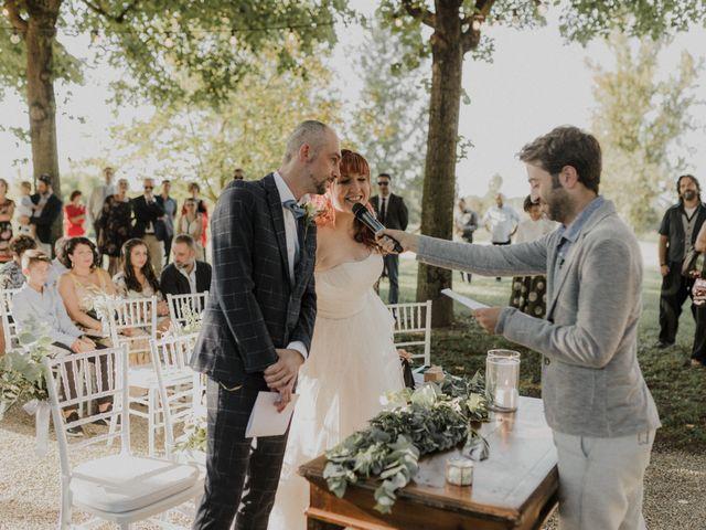 Il matrimonio di Simone e Elisa a Modena, Modena 270