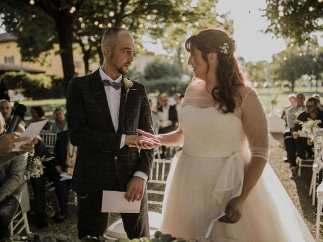 Il matrimonio di Simone e Elisa a Modena, Modena 271