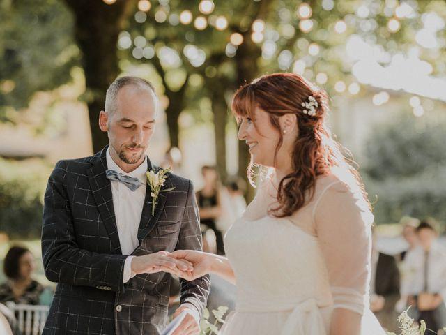 Il matrimonio di Simone e Elisa a Modena, Modena 273