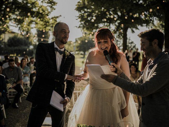 Il matrimonio di Simone e Elisa a Modena, Modena 276