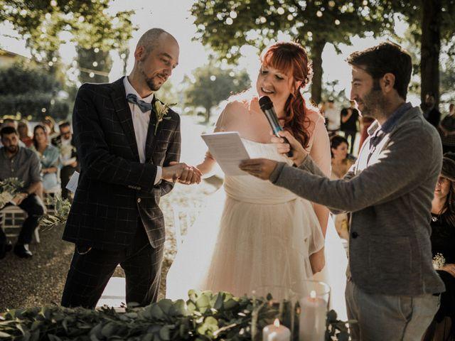 Il matrimonio di Simone e Elisa a Modena, Modena 277