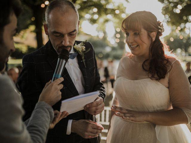 Il matrimonio di Simone e Elisa a Modena, Modena 282