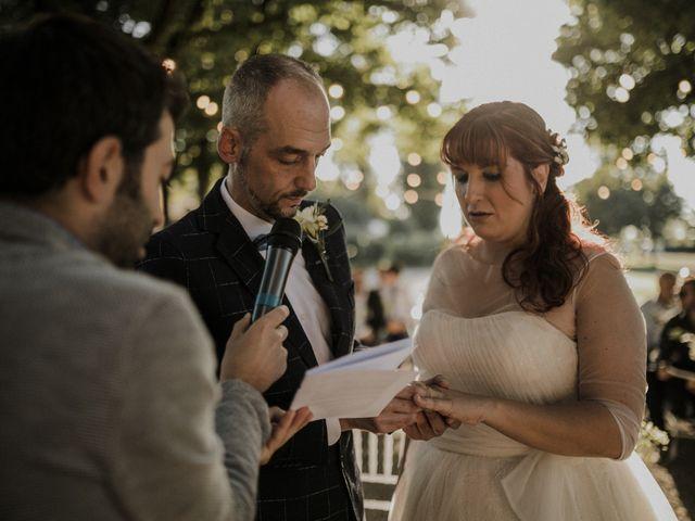 Il matrimonio di Simone e Elisa a Modena, Modena 283