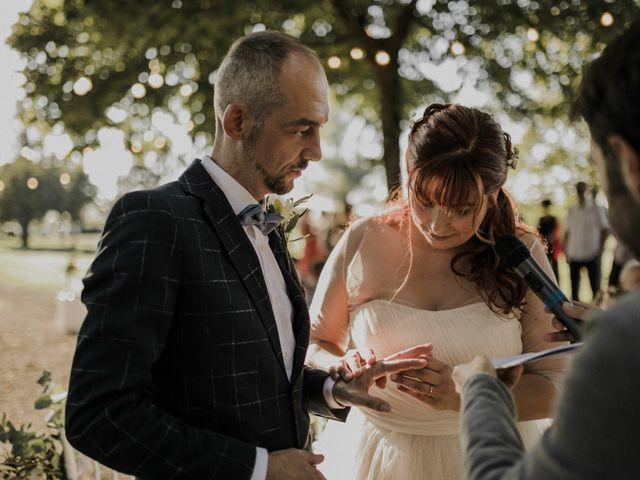Il matrimonio di Simone e Elisa a Modena, Modena 288