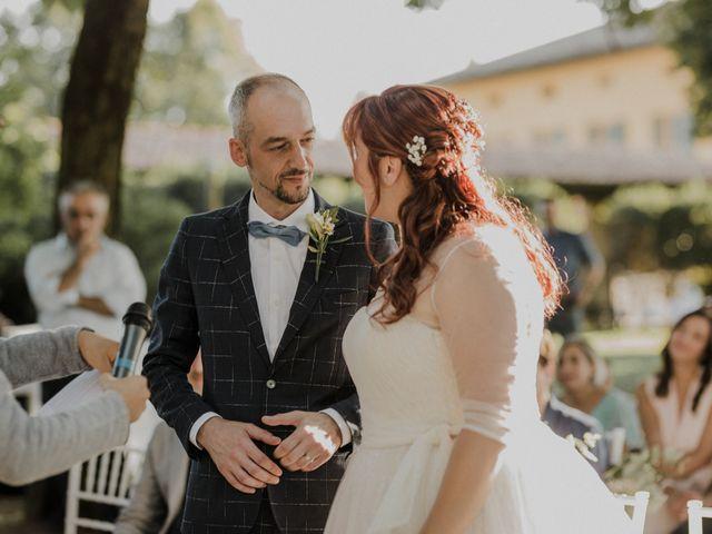 Il matrimonio di Simone e Elisa a Modena, Modena 290