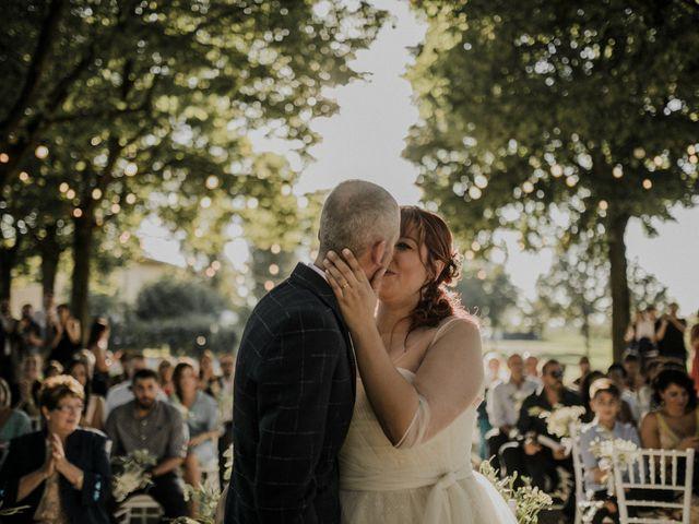Il matrimonio di Simone e Elisa a Modena, Modena 294