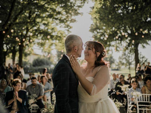 Le nozze di Elisa e Simone