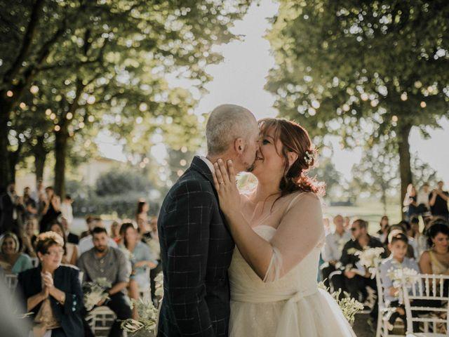 Il matrimonio di Simone e Elisa a Modena, Modena 295