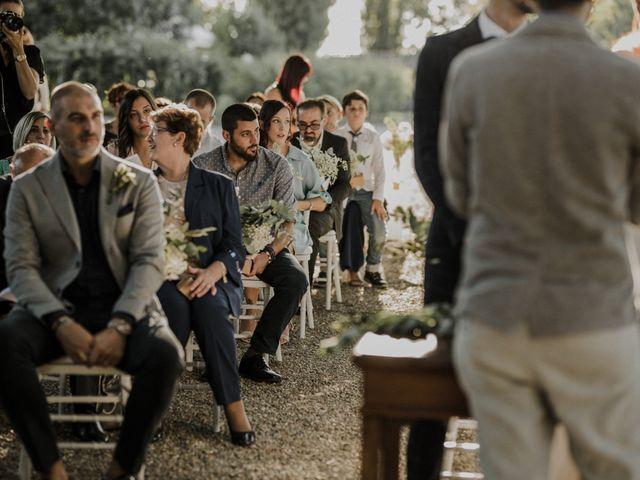 Il matrimonio di Simone e Elisa a Modena, Modena 297