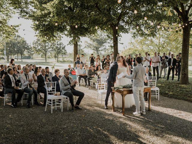 Il matrimonio di Simone e Elisa a Modena, Modena 298