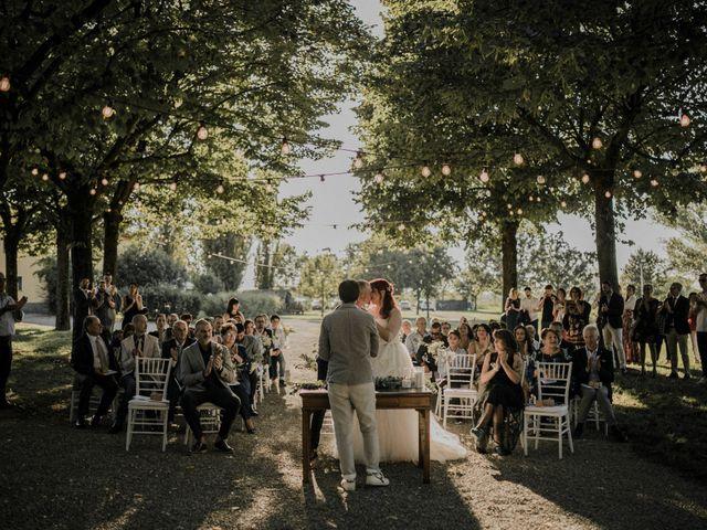 Il matrimonio di Simone e Elisa a Modena, Modena 299