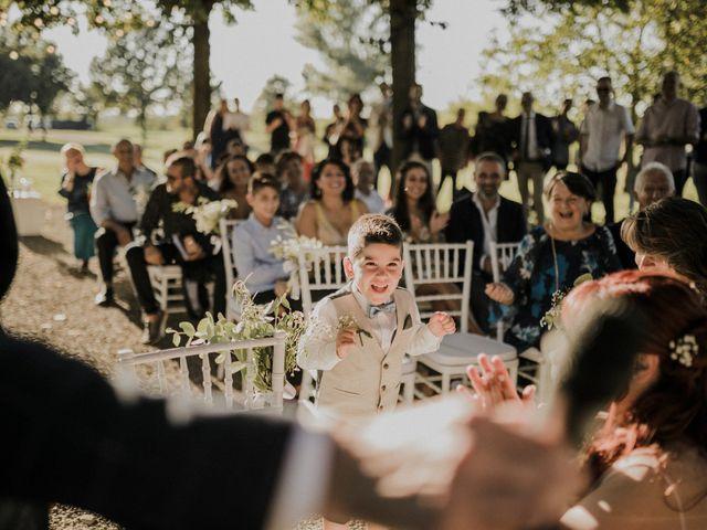 Il matrimonio di Simone e Elisa a Modena, Modena 301