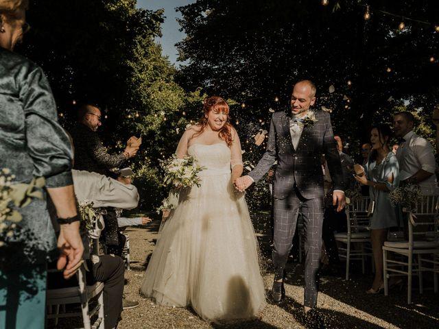 Il matrimonio di Simone e Elisa a Modena, Modena 305