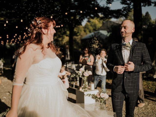 Il matrimonio di Simone e Elisa a Modena, Modena 309
