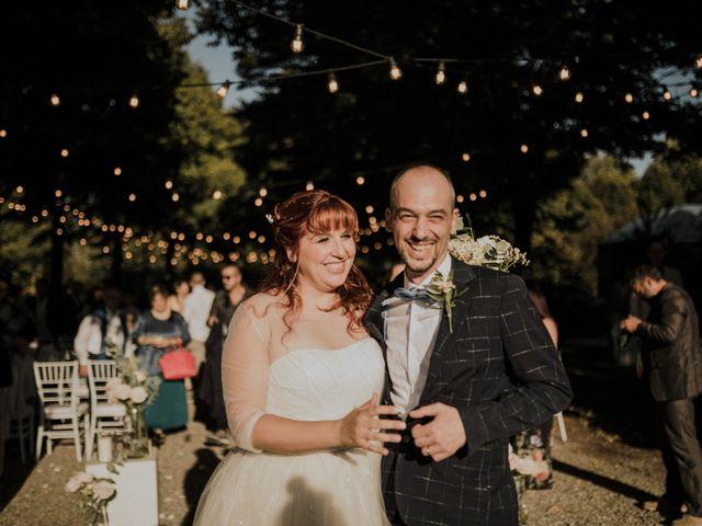 Il matrimonio di Simone e Elisa a Modena, Modena 311