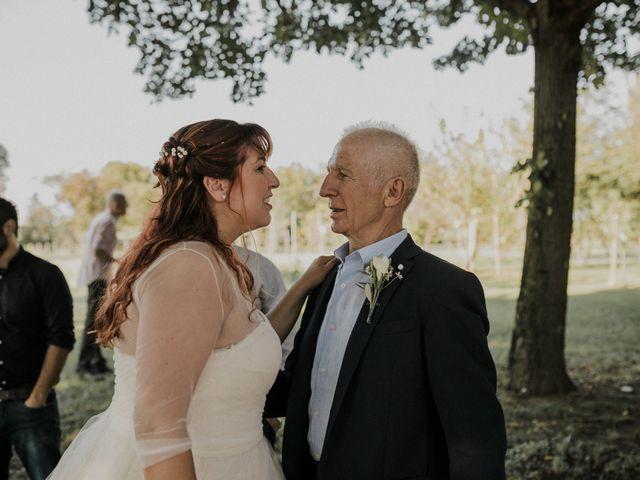 Il matrimonio di Simone e Elisa a Modena, Modena 320