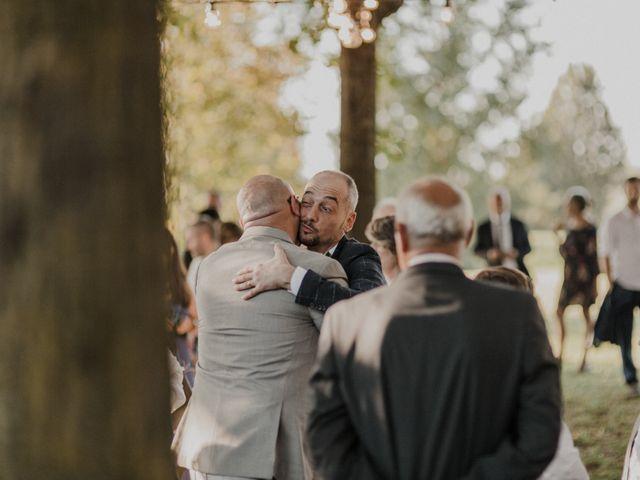 Il matrimonio di Simone e Elisa a Modena, Modena 331