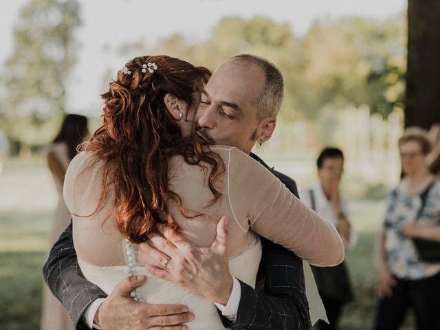 Il matrimonio di Simone e Elisa a Modena, Modena 333