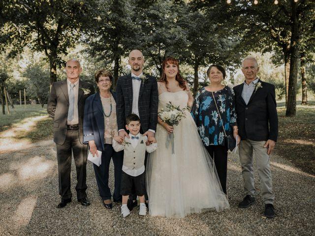 Il matrimonio di Simone e Elisa a Modena, Modena 339
