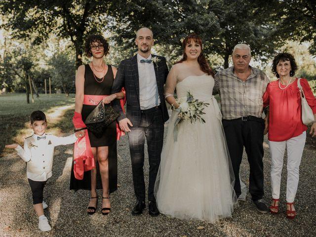 Il matrimonio di Simone e Elisa a Modena, Modena 341