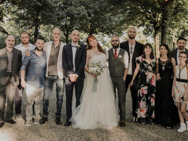 Il matrimonio di Simone e Elisa a Modena, Modena 342
