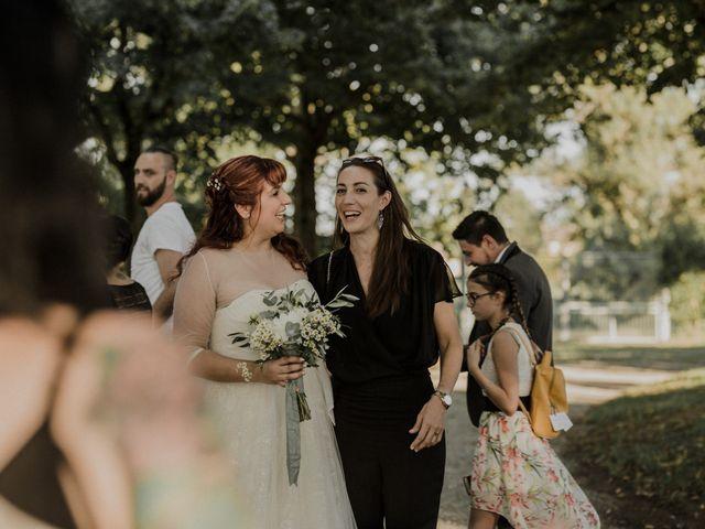 Il matrimonio di Simone e Elisa a Modena, Modena 344
