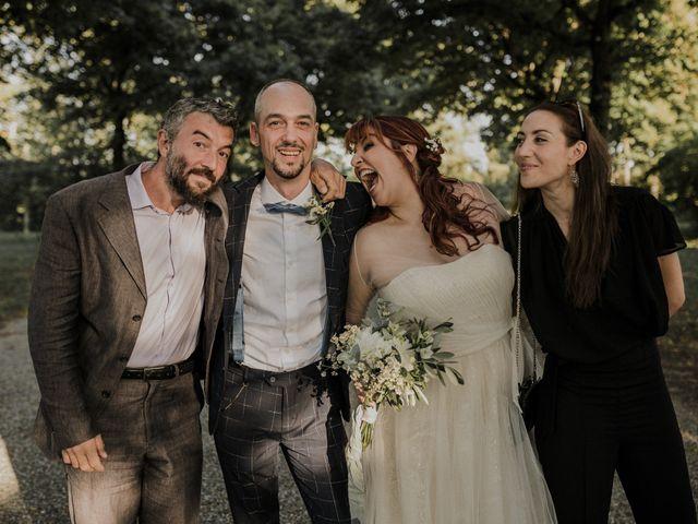 Il matrimonio di Simone e Elisa a Modena, Modena 347