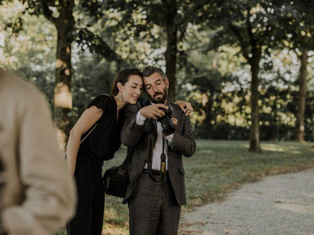 Il matrimonio di Simone e Elisa a Modena, Modena 349