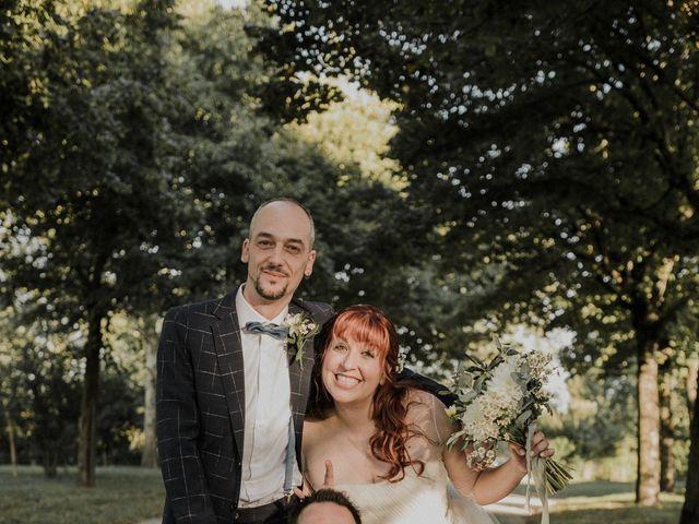 Il matrimonio di Simone e Elisa a Modena, Modena 350
