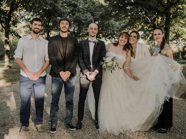 Il matrimonio di Simone e Elisa a Modena, Modena 351