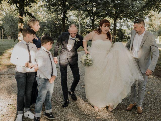 Il matrimonio di Simone e Elisa a Modena, Modena 357