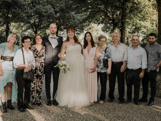 Il matrimonio di Simone e Elisa a Modena, Modena 362