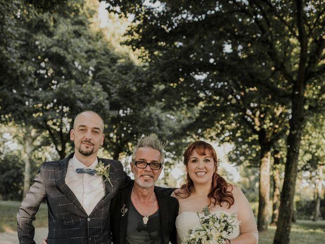 Il matrimonio di Simone e Elisa a Modena, Modena 376