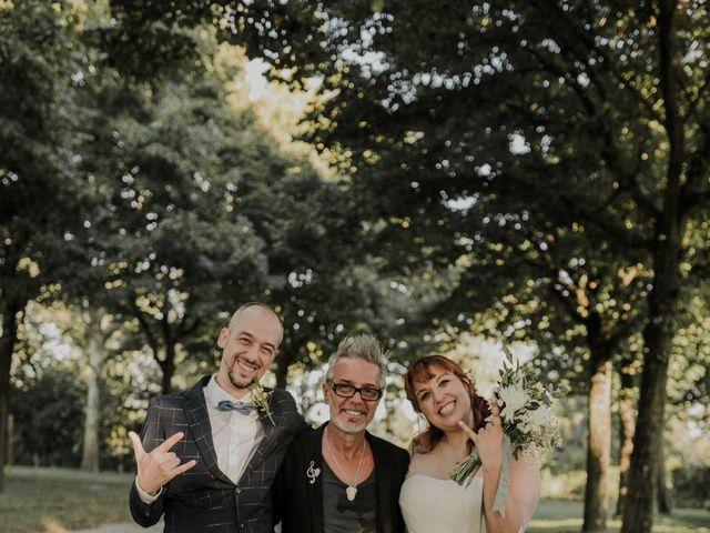 Il matrimonio di Simone e Elisa a Modena, Modena 377