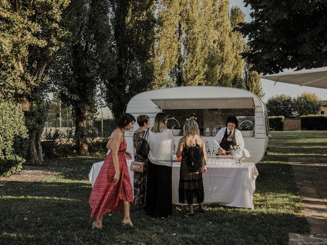Il matrimonio di Simone e Elisa a Modena, Modena 385