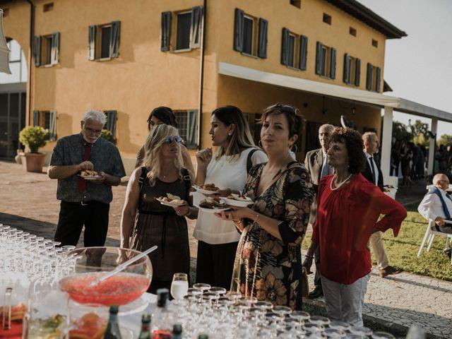 Il matrimonio di Simone e Elisa a Modena, Modena 388