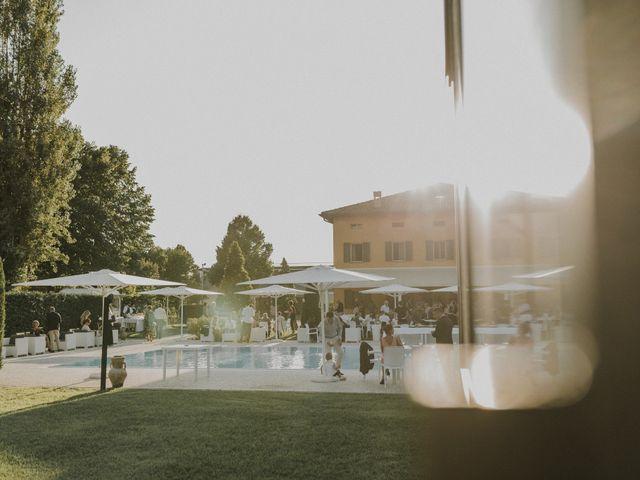 Il matrimonio di Simone e Elisa a Modena, Modena 391